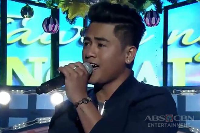 TNT 3: Luzon contender Ronald Melendrez sings Sana Maulit Muli