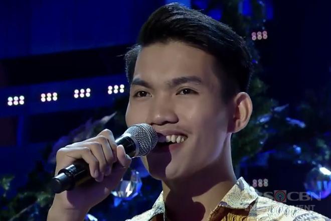 TNT 3: Metro Manila contender Reno Atocador sings Eraserheads' Alapaap