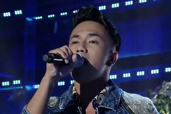 TNT 3: Mindanao contender Jade Repollo sings Kahit Maputi Na Ang Buhok Ko