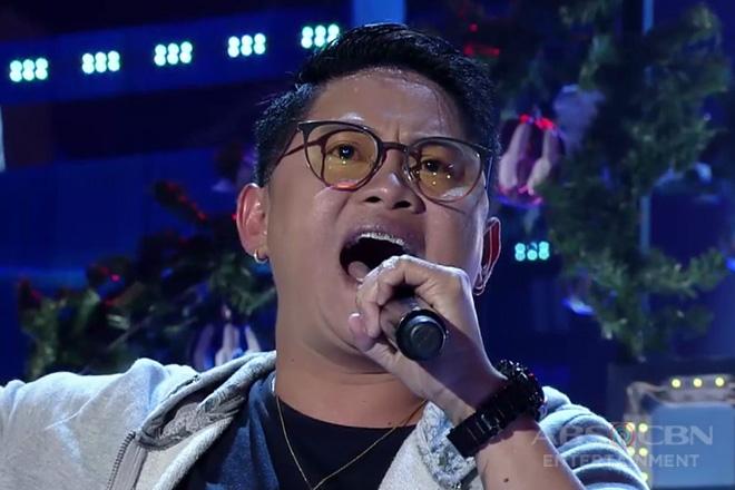 TNT 3: Luzon contender Michelle Orongan sings Isang Lahi
