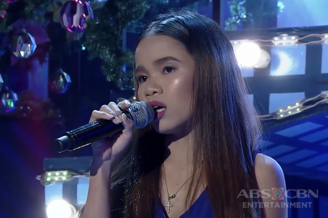 TNT 3: Mindanao contender Emely Manuel sings How Could You Say You Love Me