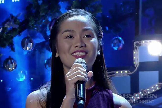 TNT 3: Visayas contender Patricia Jean Rojas sings Pangako