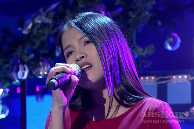 TNT 3: Luzon contender Sarah Jane Dela Cruz sings Ang Buhay Ko