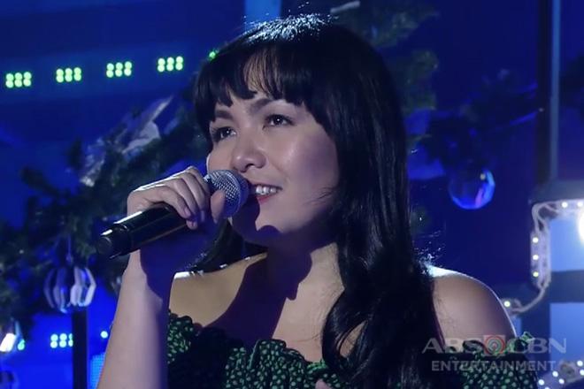 TNT 3: Luzon contender Rose Ganda Sanz sings How Could An Angel Break My Heart