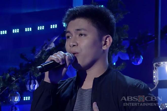 TNT: Metro Manila contender Rencel John Iglesias sings Minsan Lang Kita Iibigin