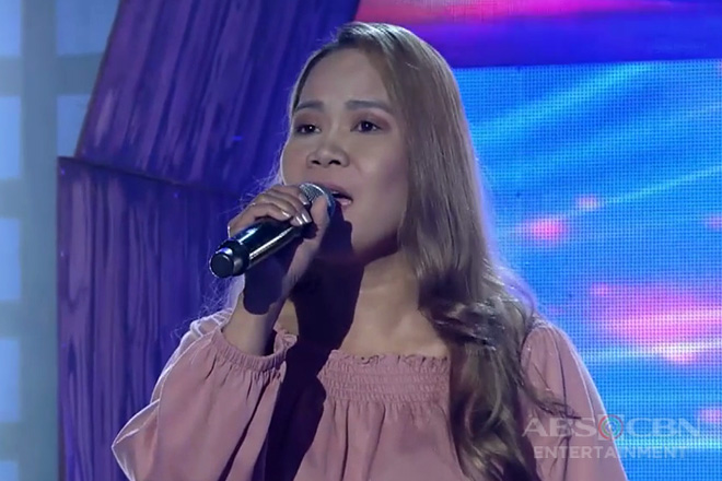 TNT 3: Metro Manila contender Rejane Banks sings The Beatles' Help