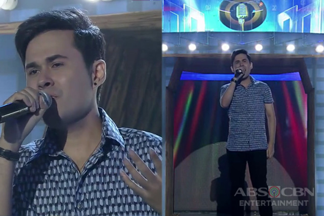 TNT 3: Mindanao contender Larra Borrega sings So Slow