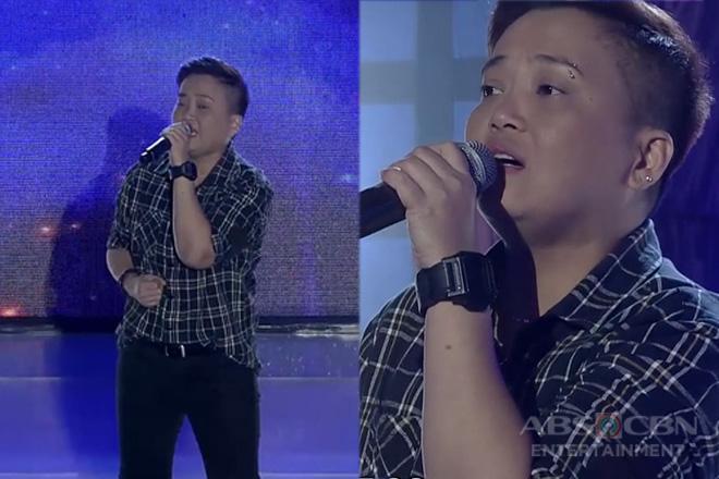 TNT 3: Metro Manila contender Lui Tan Cadag sings John Farnham's Help