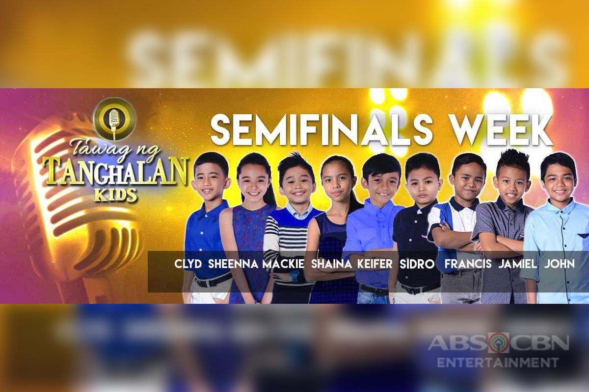 """""""Tawag Ng Tanghalan kids"""" Grand Champion, papangalanan sa Sabado"""