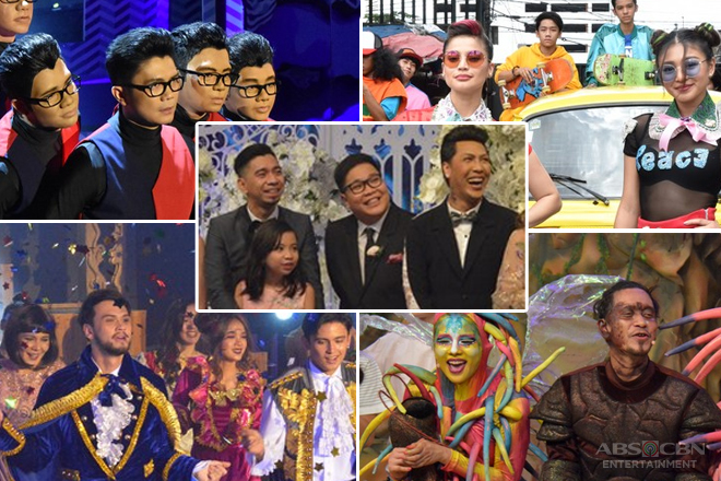 Throwback: It's Showtime Magpasikat 2017