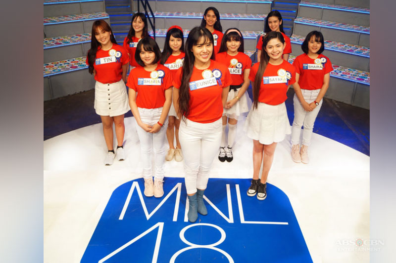 New set of MNL48 top 10 aspira...