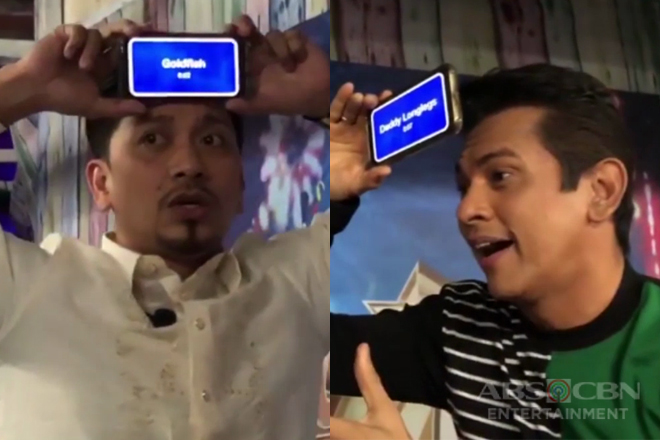 Backstage Funanghalian? Jugs Jugueta shares It's Showtime hosts playing a game