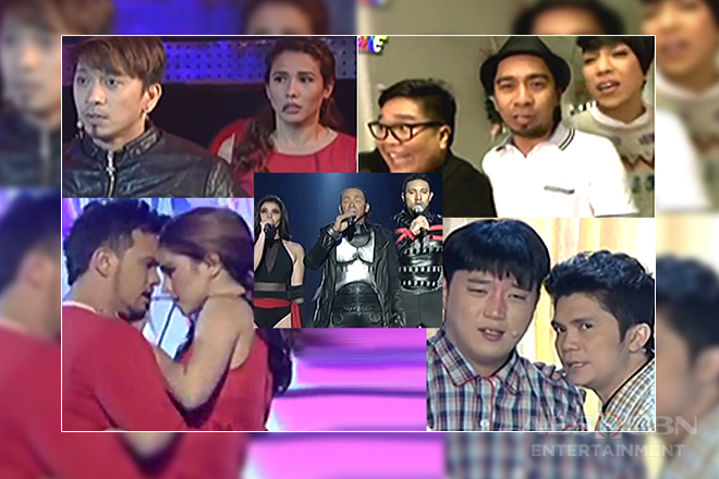 MAJOR THROWBACK: It's Showtime Magpasikat 2015