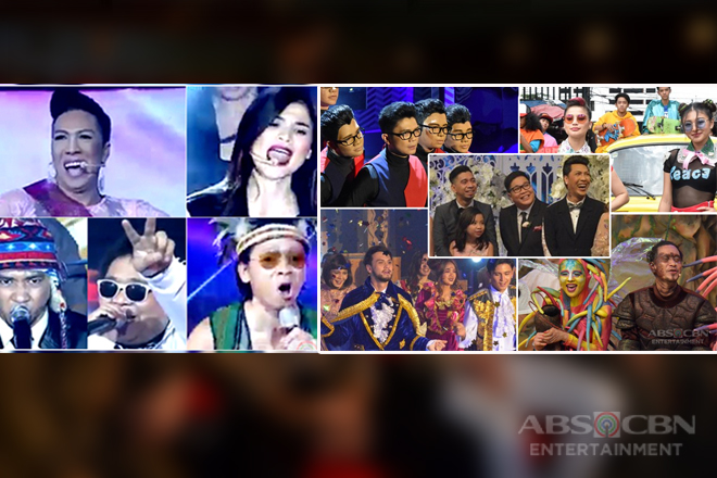 It's Showtime Magpasikat Through The Years (2010 to 2017)