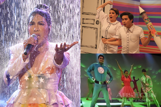 "Team Vice and Tyang Amy wows netizens with ""powerful, inspiring"" Magpasikat performance"