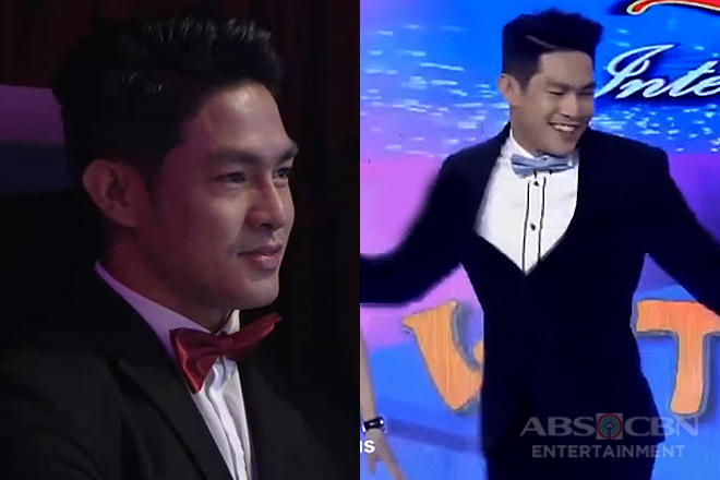 It's Showtime's Kuya Escort Ion unleashing his dance moves