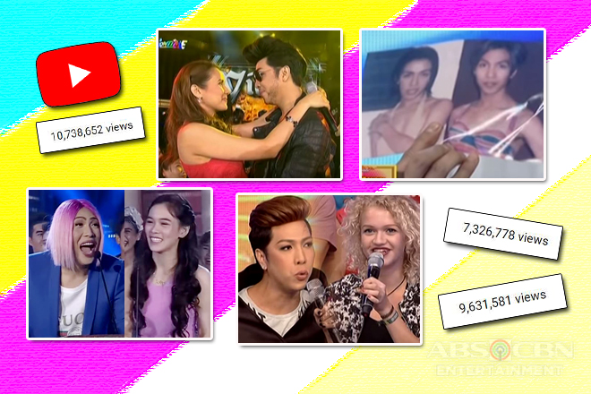9 most viewed It's Showtime moments through the years on YouTube