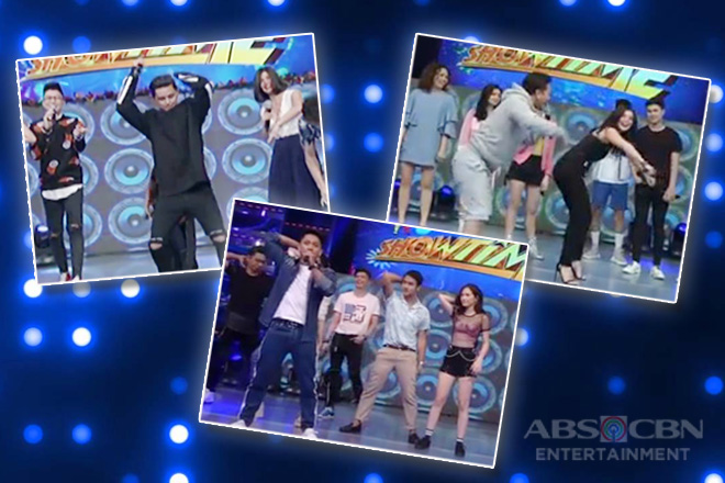 PAANDAR 2018: Dance challenges that delighted us on It's Showtime