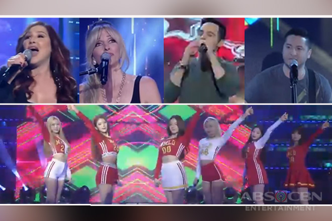 PAANDAR 2018: Global music stars who thrilled the Madlang People on It's Showtime