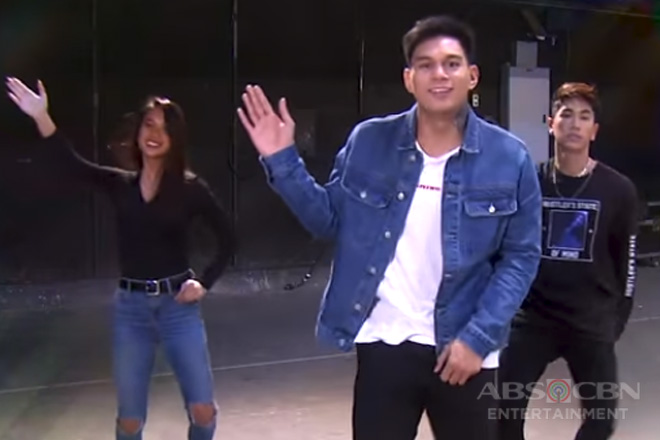 WATCH: 'Switch It Up' dance tutorial with Hashtag Zeus, Nikko and Girltrend Sammie