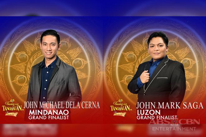 John Michael and John Mark named newest grand finalists of Tawag Ng Tanghalan