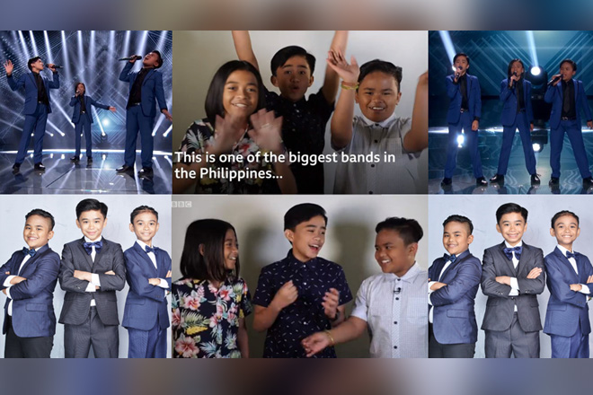 "TNT Boys move on to next round of ""The World's Best"", get featured in BBC"