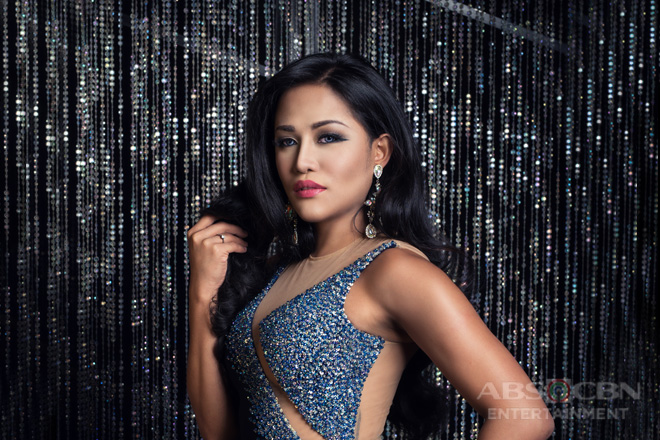 Angel Quiogue's confident and astonishing journey to the 2019 Miss Q&A grand finals