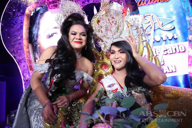 Stand-up comedian na si Mitch, bagong reyna ng talakan bilang miss Q & A Intertalaktic 2019