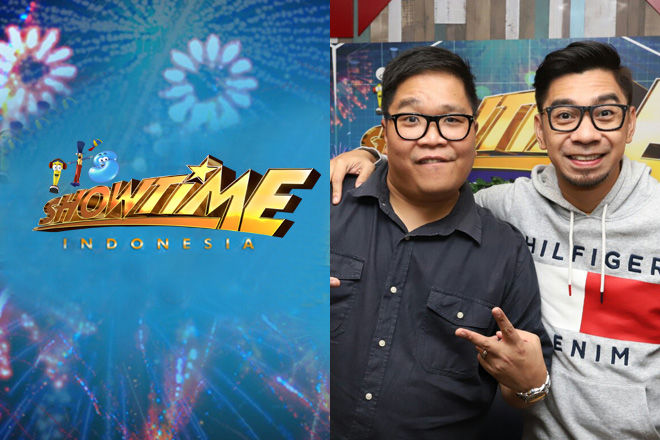 """It's Showtime"" lands first international franchise, premieres in Indonesia on Monday"