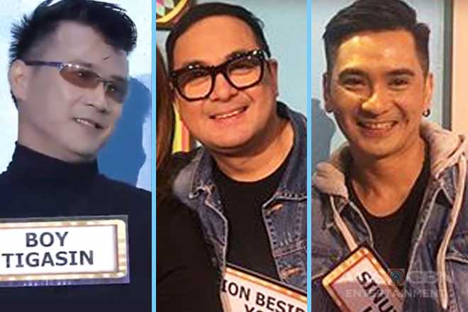 "Celebrities who surprised us all on It's Showtime's ""KapareWho"" segment"