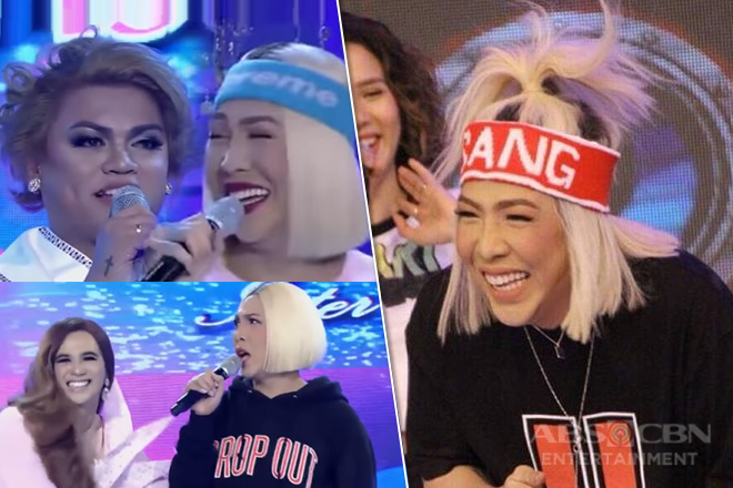 7 funniest moments of Vice Ganda with Miss Q & A InterTALAKtic 2019 contestants