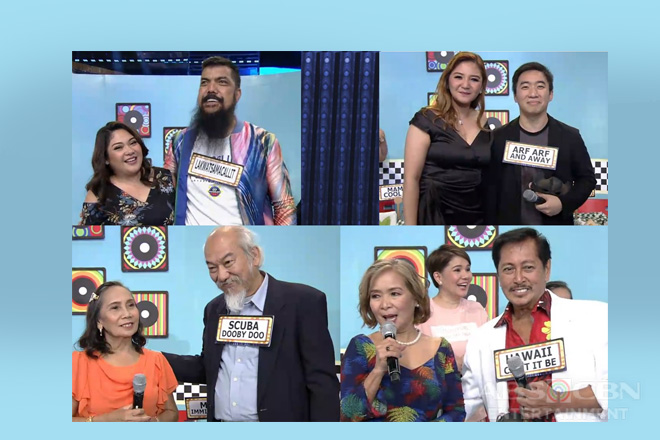 Celebrities, senior citizens, and foreigners spice up It's Showtime's KapareWho