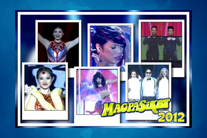MAJOR THROWBACK: It's Showtime Magpasikat 2012
