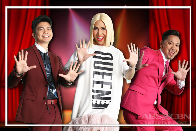Vice, Vhong, and Jhong's top 10 kulitan videos that made us laugh so hard on It's Showtime