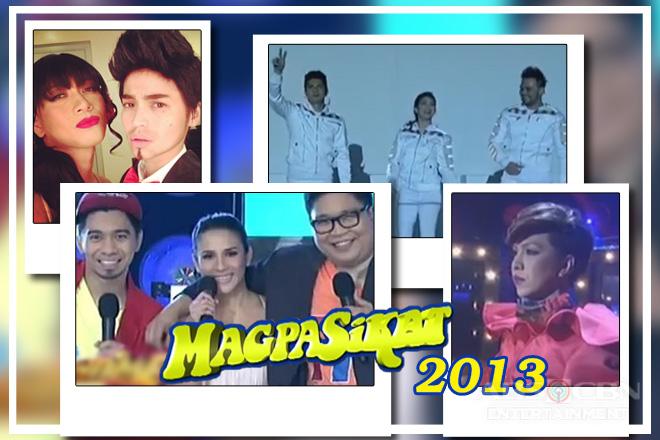MAJOR THROWBACK: It's Showtime Magpasikat 2013