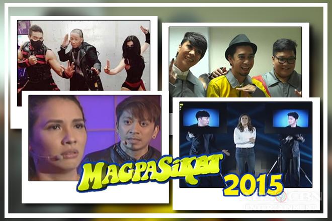 MAJOR THROWBACK: It's Showtime Magpasikat 2015