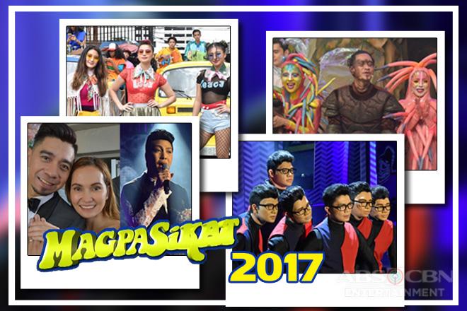 MAJOR THROWBACK: It's Showtime Magpasikat 2017