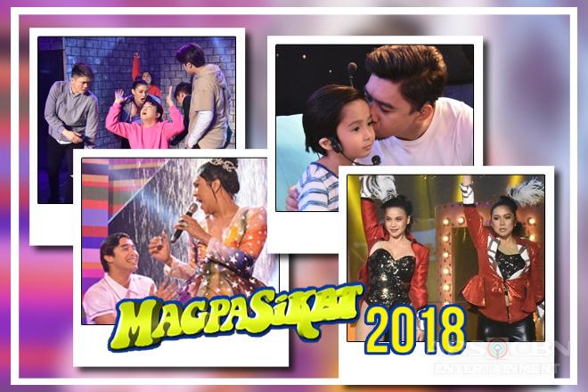 MAJOR THROWBACK: It's Showtime Magpasikat 2018