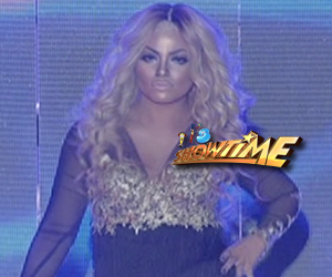 Crazy in Love performance of Your Face Sounds Familiar Season 2 Champion Denise Laurel