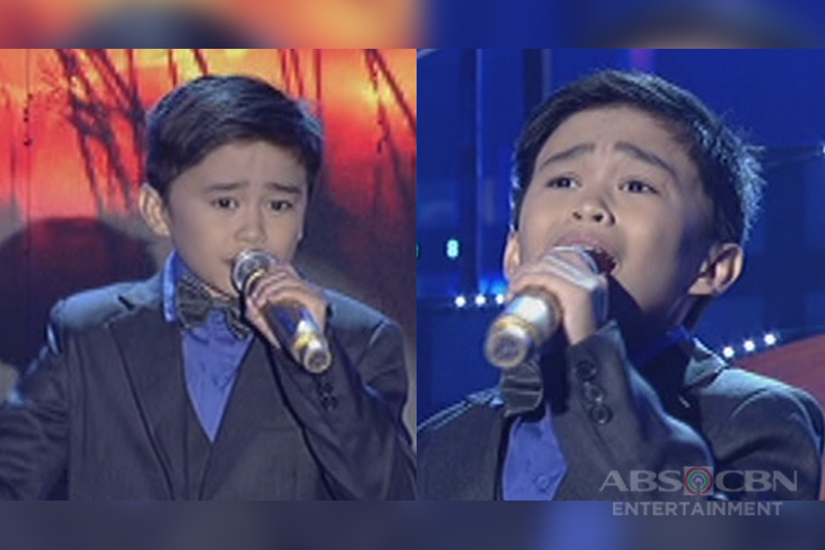 TNT KIDS GRAND FINALS: Mackie Empuerto sings Rico J. Puno's May Bukas Pa