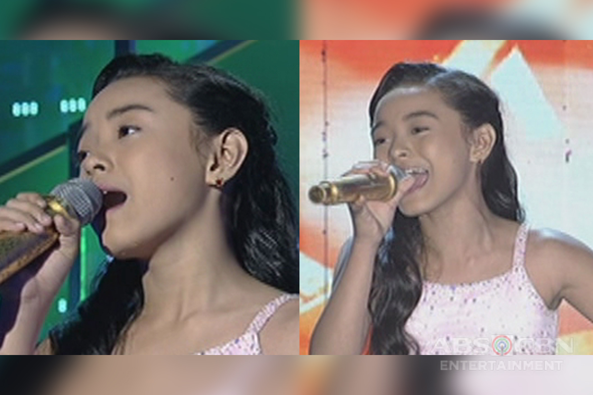 TNT KIDS GRAND FINALS: Sheenna Belarmino sings Whitney Houston's One Moment In Time