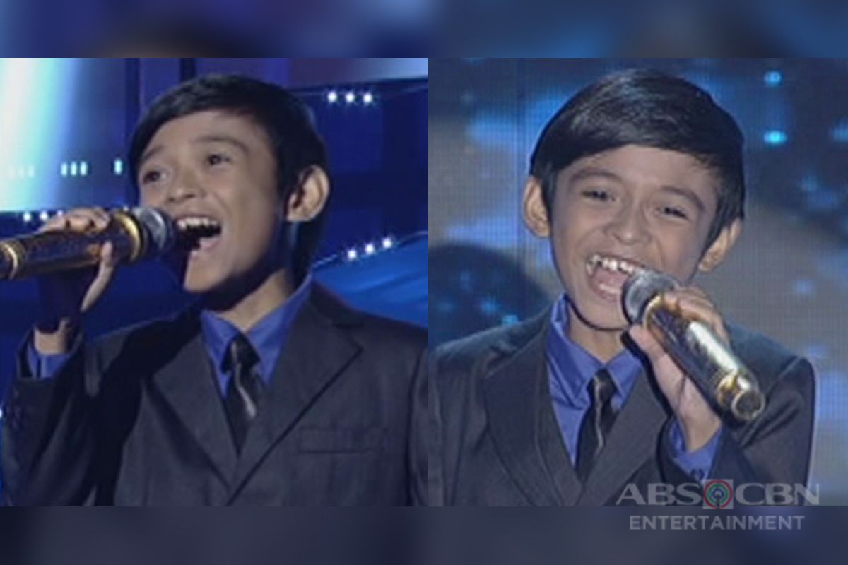TNT KIDS GRAND FINALS: Keifer Sanchez sings Regine Velasquez' Shine