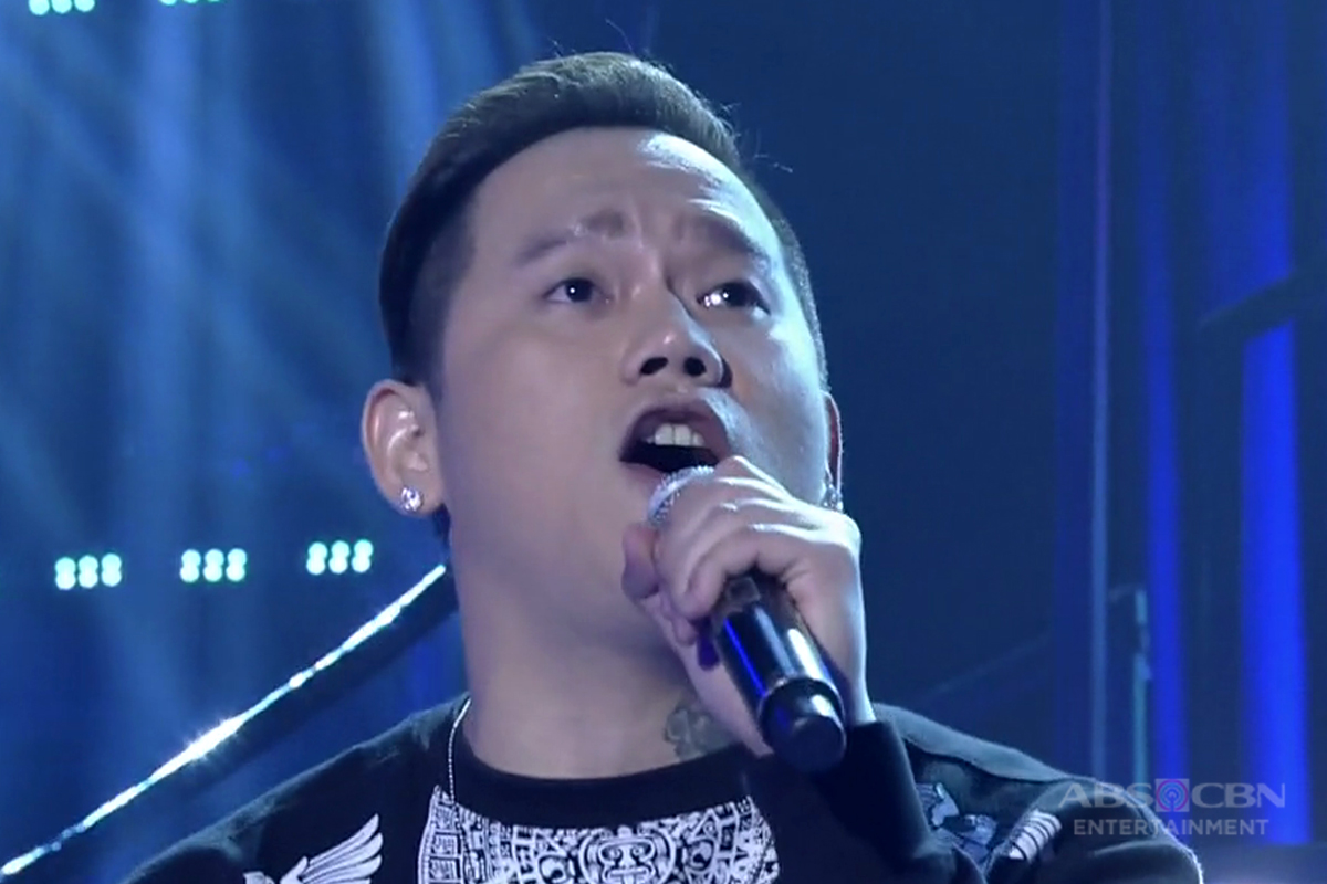 TNT: Metro Manila contender Mark Michael Garcia sings James Ingram's I Don't Have The Heart