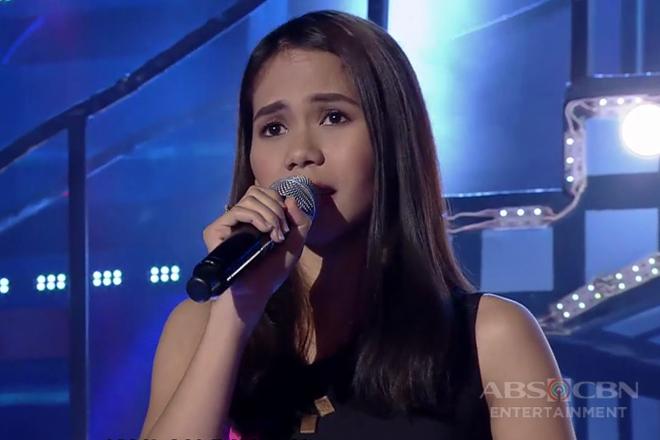 TNT 3: Visayas contender Windimie Yntong sings Carol Banawa's Saan Ka Man Naroroon Image Thumbnail