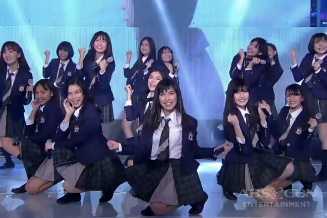 Na-miss n'yo ba sila? MNL48 performs debut single on It's Showtime! Image Thumbnail