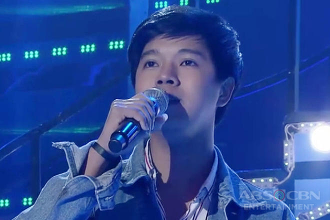 TNT 3: Visayas contender Mark Darrel Dico sings Alamid's Your Love