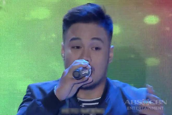 TNT 3: Metro Manila contender Bryll Sarnicula sings Yakap sa Dilim