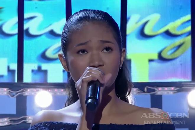 TNT 3: Visayas contender Cherry Lyn Pausal sings Himala