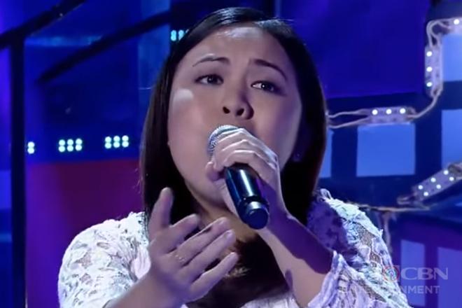 TNT 3: Visayas contender Albelyn Balatero sings