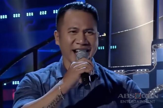 TNT 3: Mindanao contender Emil James Alinggas sings